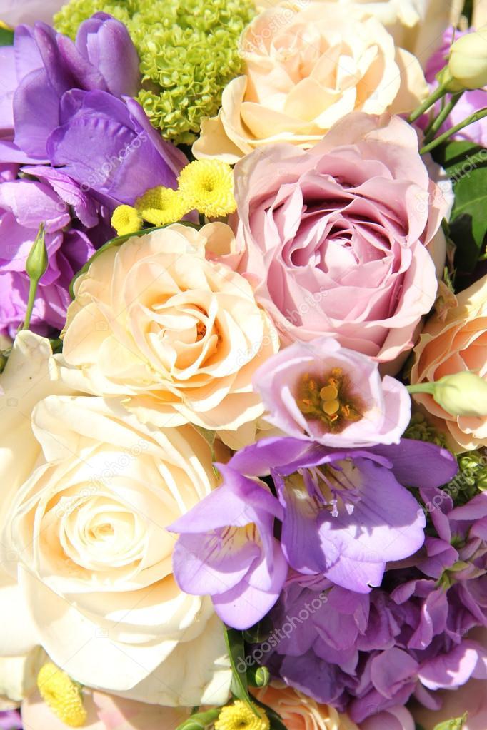 Pastell Hochzeitsstrauss Stockfoto C Portosabbia 56104283