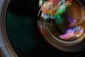 Fotografie photo lens close up