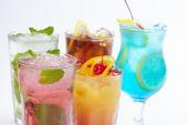 studené letní nápoje