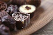 Photo Chocolate sweets