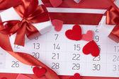 Kniha srdce kalendáři