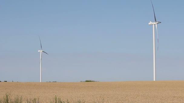 Wind-Turbinen-Kraft und Energie Industrie
