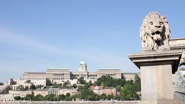 Budapesti utca-és városrészlet