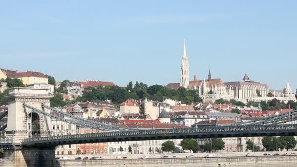lánc-híd és a halász-bástya budapesti tornyok