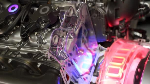 Nové technologie Hybridní motor