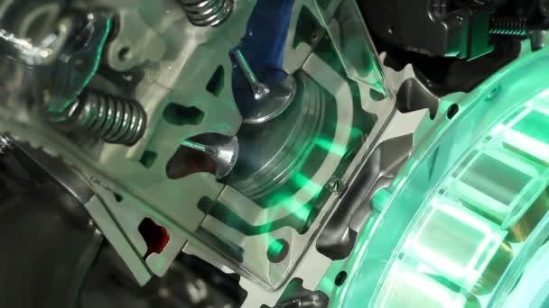 Car hybrid engine