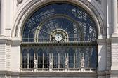 Fényképek vasúti állomáson óra Budapest Magyarország