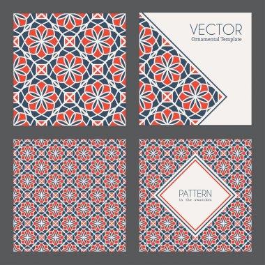 Vector Geometric Patterns