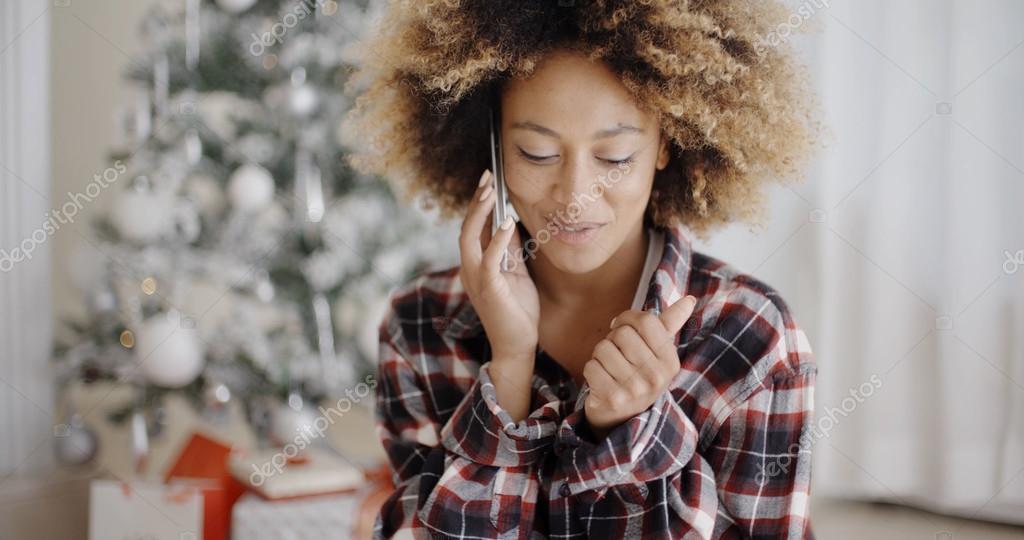 Handy-Chat mit Mädchen