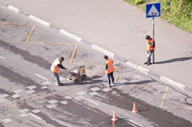 Repair of municipal transition