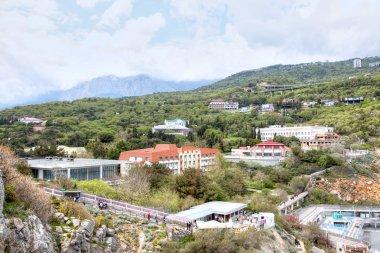 The village of Gaspra