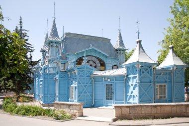 Pyatigorsk. Flower Park. Lermontov Gallery