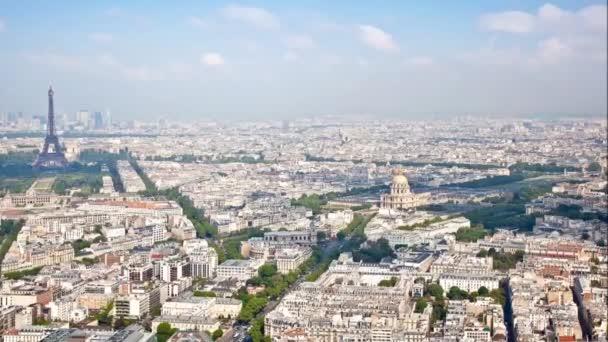 panoráma a város Párizs