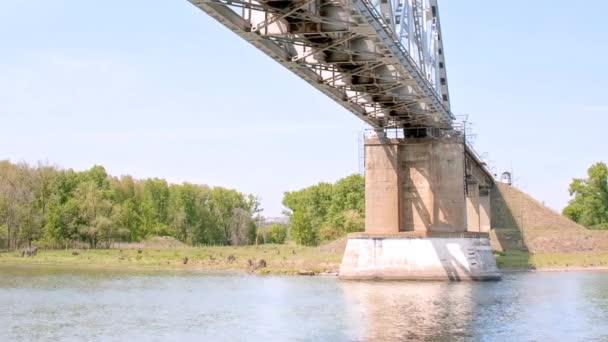 Lange Eisenbahnbrücke