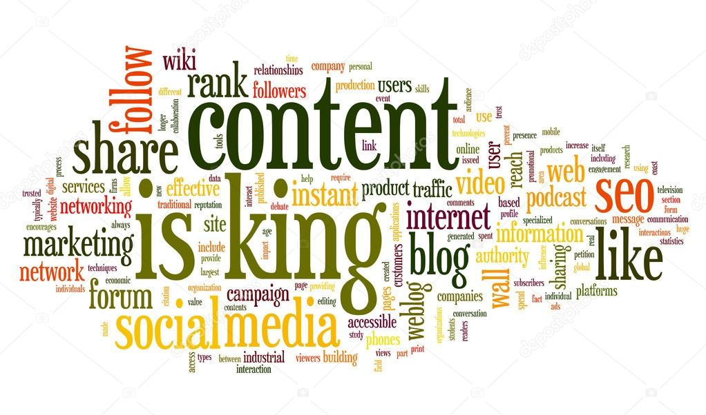 content is king essay