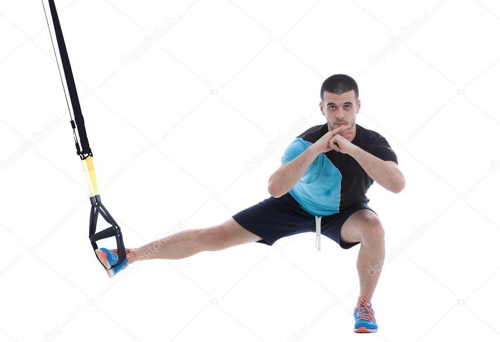 Functional exercises training — Stock Photo © blanaru #109236268