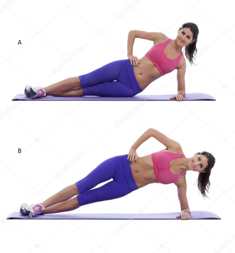 Image result for Side Lift Plank