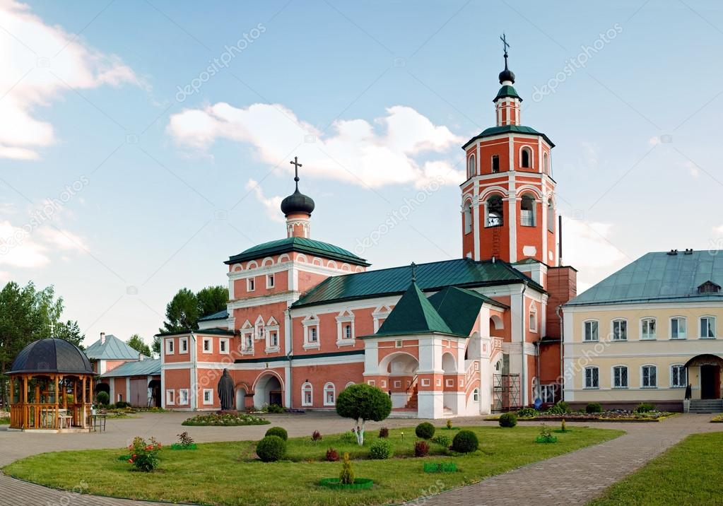 ゲート主昇天教会。聖ヨハネ修道...