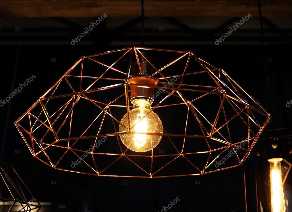 Luce per loft design vintage illuminazione lampade ad