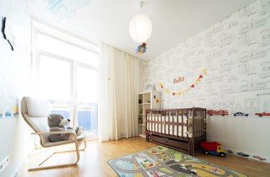 Baby's bedroom