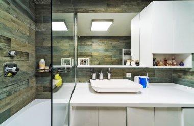 Beautiful Bathroom in Luxury flat.