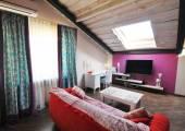 A modern nappali