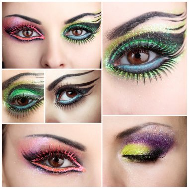 Eye makeup set