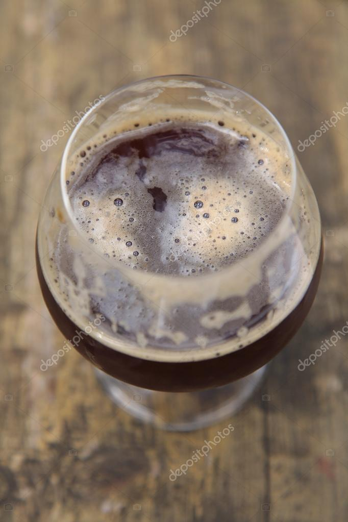 brown beer