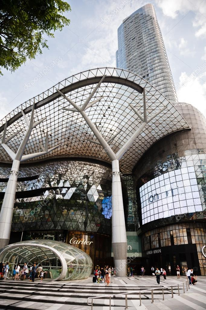 ION Orchard - best shopping centers on Orchard Road
