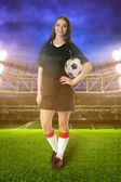 Nő labdarúgó Átm