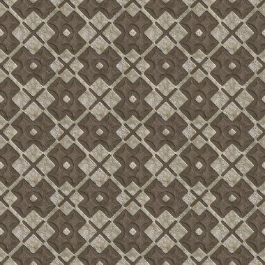Stone, seamless tileable decorative background pattern stock vector
