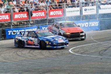 Asia Pacific D1  Primring Grand Prix 2015 Russian Drift Series