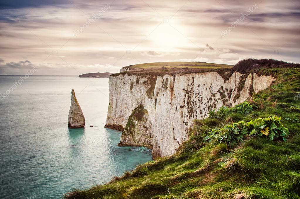 Old Harry Rocks, Dorset, United Kingdom