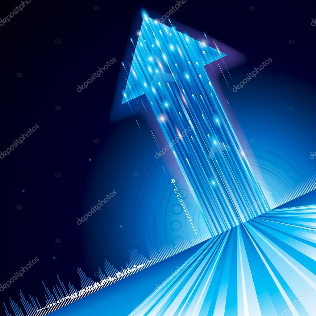 Growth Technology Arrow