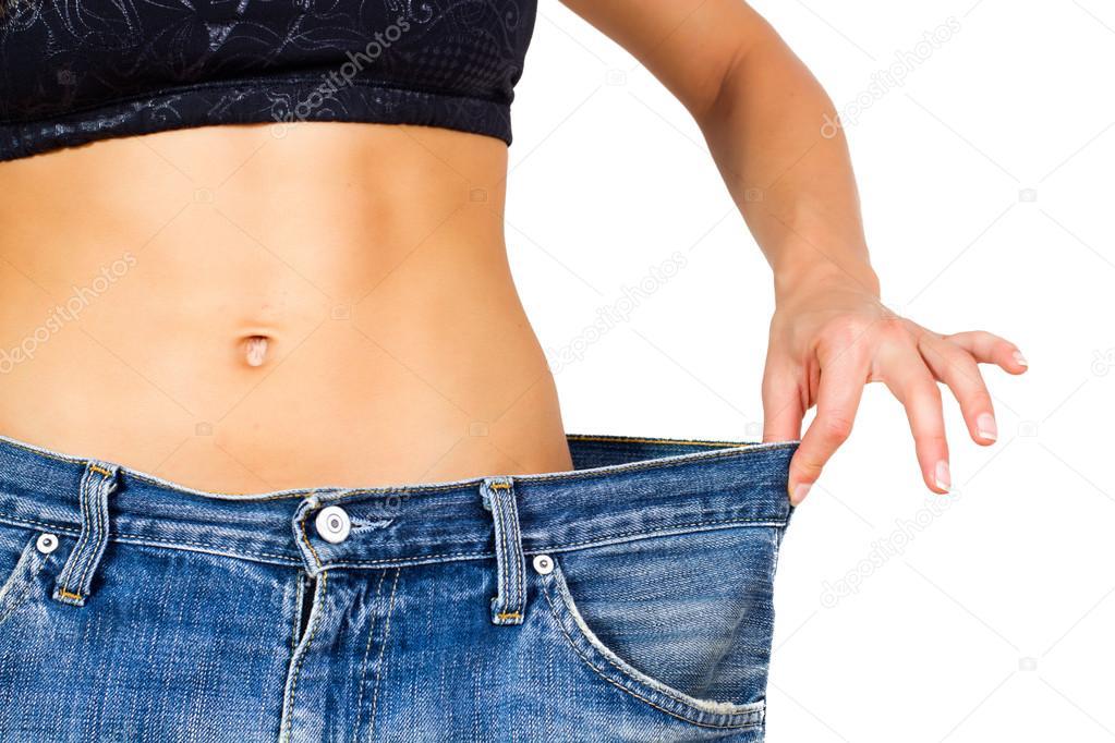 adelgazar barriga y cintura fina