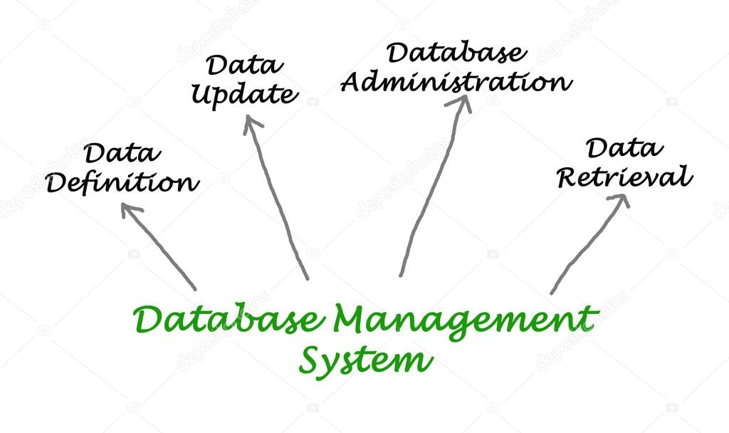 Diagram of database management system stock photo vaeenma 93686718 diagram of database management syste photo by vaeenma ccuart Choice Image