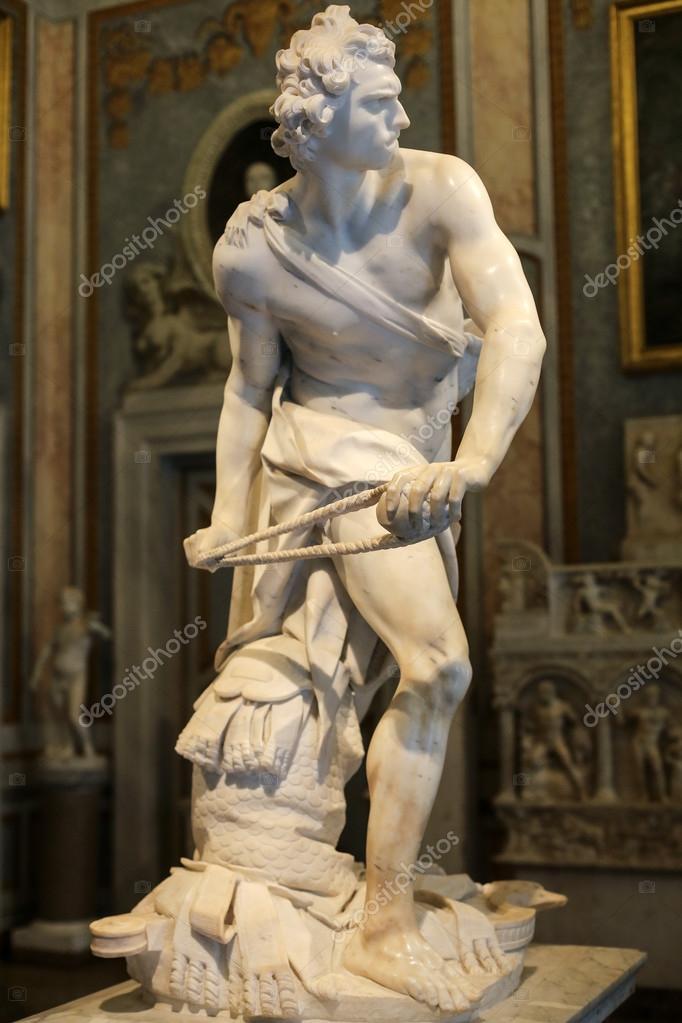 Images: bernini sculptures   Marble sculpture David by Gian
