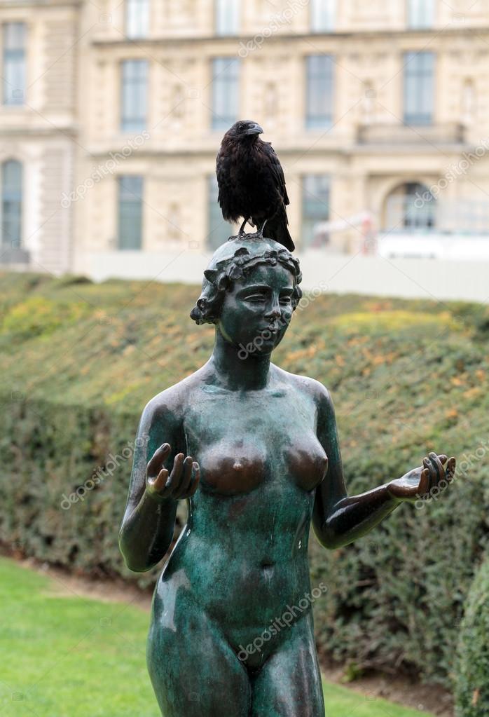 アリスティドのブロンズ彫刻 bai...