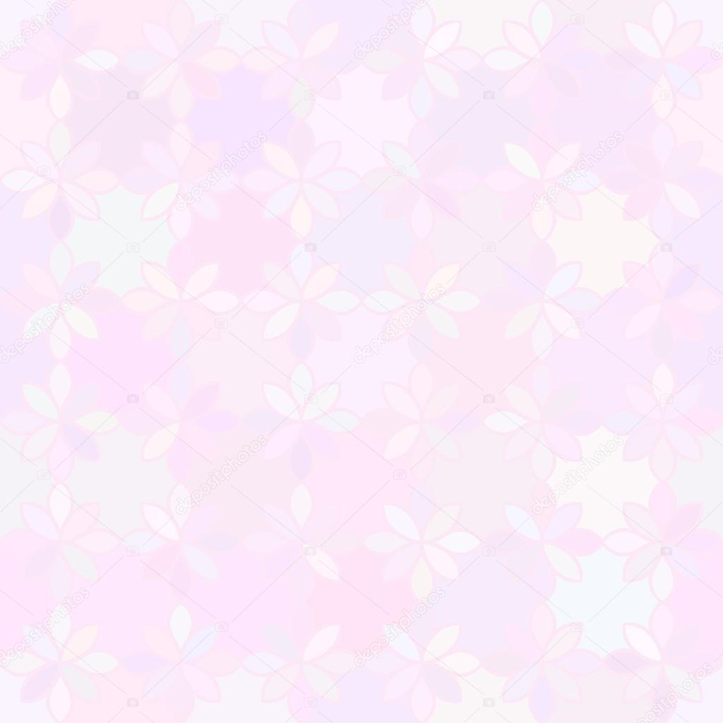 53237da3ff55e8 Kwiat pastelowy różowy streszczenie wektor wzór tła — Wektor od  OlgaTropinina