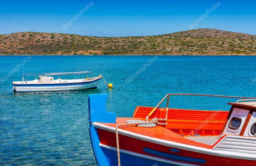 прокат лодок на крите