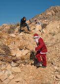 Fényképek Santa problémás