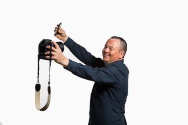 Guy making a fool of himself shooting