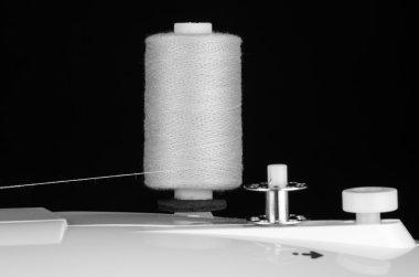 Sewing machine details