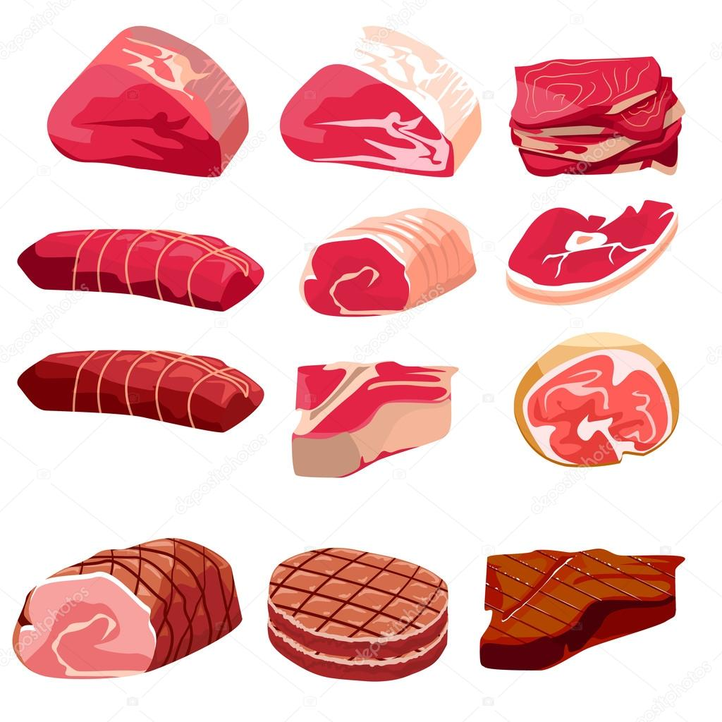 isolated meats product