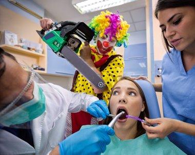 funny Dental nightmare
