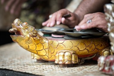 Indonesian musical instrument