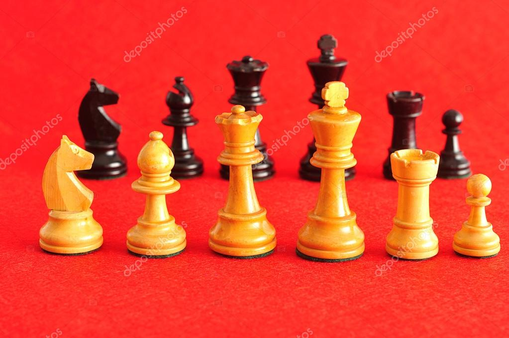 different chess pieces stock photo marietjie 107263686