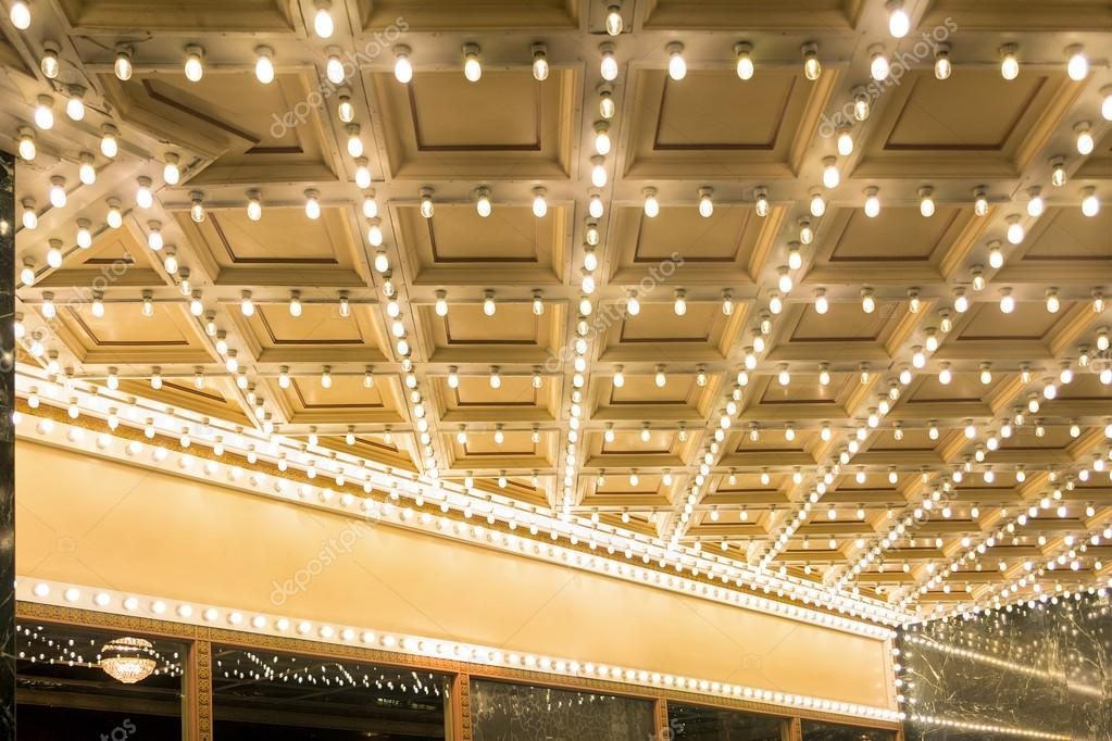 broadway theater marquee lights stock photo davidgn 105089368