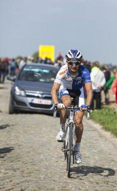 Davide Frattini - Paris Roubaix 2014