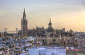 Fotografie Die Kathedrale von Sevilla